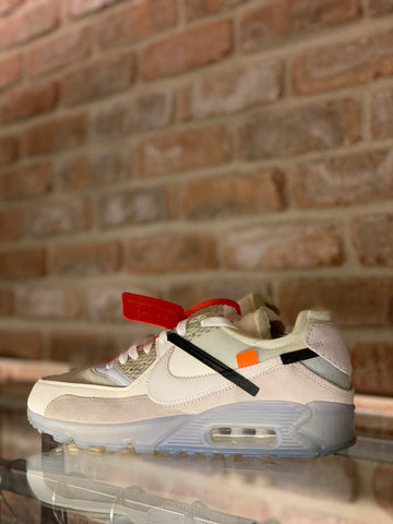 NIKE X OFF WHITE  ' AIR MAX 90 '