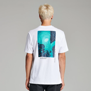 WATERWORLD TEE WHITE - DOLLY NOIRE