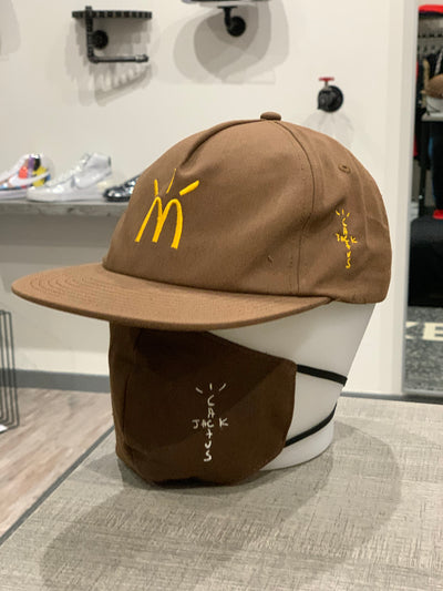 TRAVIS SCOTT X MCDONALD'S ARCHES HAT