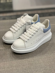 ALEXANDER MCQUEEN SNEAKERS WHITE/DREAM BLUE