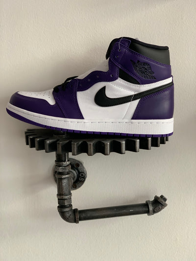 JORDAN 1 ' COURT PURPLE WHITE '