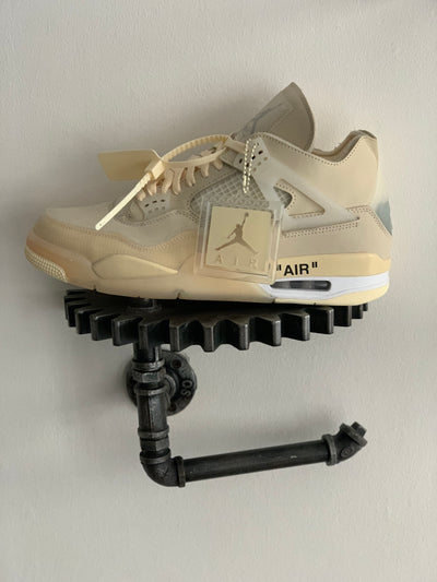 OFF WHITE X AIR JORDAN 4 'SAIL' WMNS