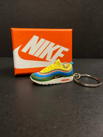 AM97 X SEAN WOTHERSPOON - MINI SNEAKERS 3D KEYCHAIN