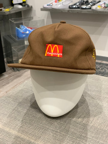 TRAVIS SCOTT X MCDONALD'S CAP
