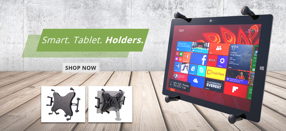 RAM Tablet Mount - RAM Mounts - Mounts Pakistan