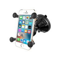 RAM Mighty Buddy™ Suction Mount w/ X-Grip® Universal Cradle (RAP-SB-224-2-UN7U) - Image1