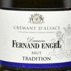 Fernand Engel Cremant d'Alsace Tradition - Alsace, France - SAVE 26%