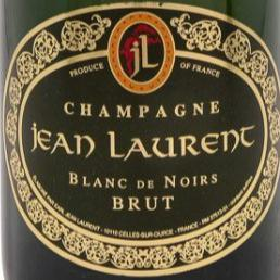 Jean Laurent Blanc de Noir, Champagne, France - SAVE 21%