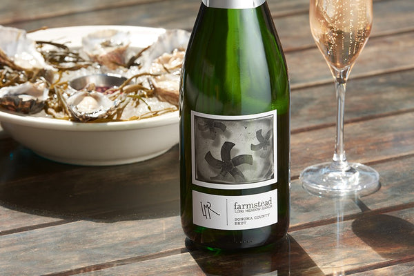 Long Meadow Ranch Farmstead Brut - Sonoma County, CA - SAVE 25%
