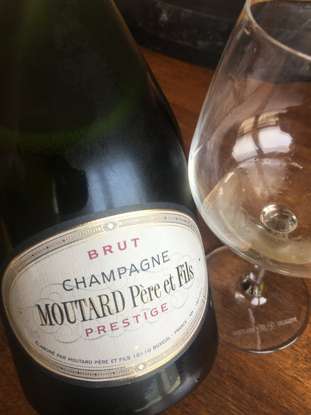 Moutard Cuvee Prestige Brut - Champagne, France - SAVE 22%