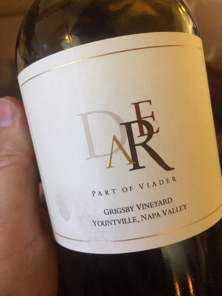 "2018 Viader ""Dare"" Grigsby Vineyard - Napa Valley, CA - Save 25%"