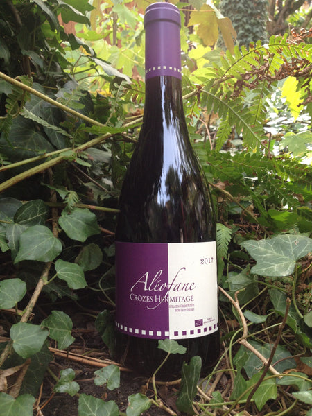 2017 Domaine Aleofane Crozes Hermitage - Rhone Valley, France - SAVE 22%