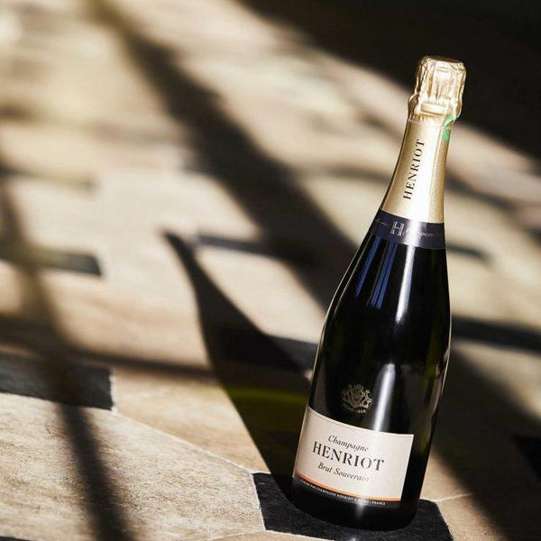 Henriot Brut Souverain, Champagne, France - SAVE 20%