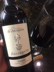 2015 Lo Zoccolaio Baccanera Rosso - Langhe, Italy - SAVE 24%