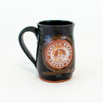 Brown Belt Handmade Mug
