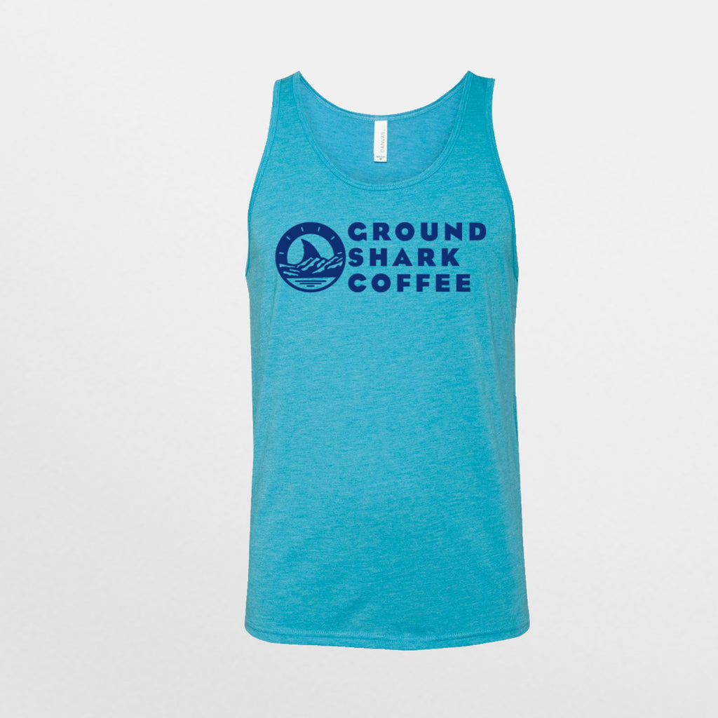 Men's Light Blue Tank