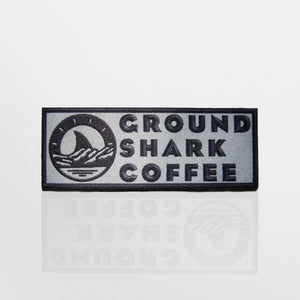 Ground Shark Coffee Patch