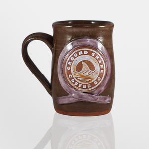 Purple Belt Hand Made Mug