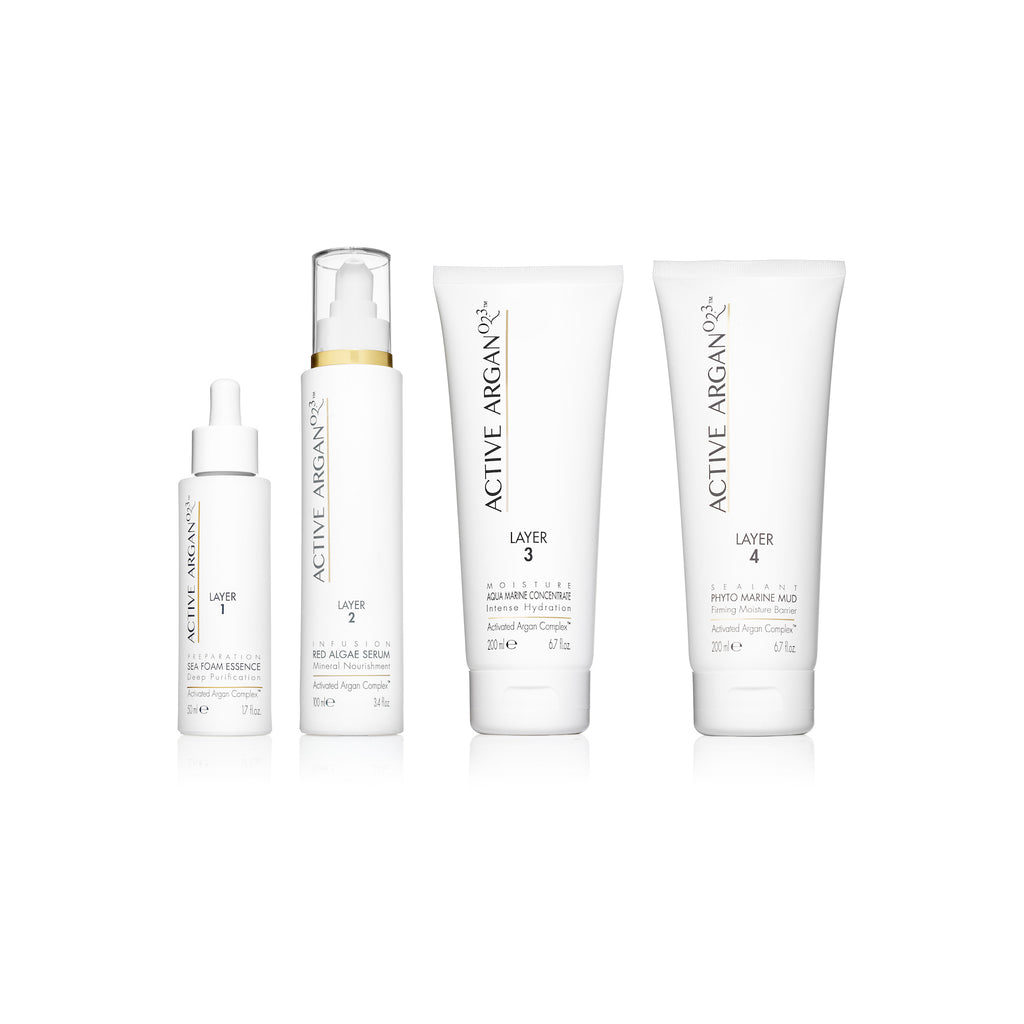 Argan Multitask 5-Minute Facial Complete Treatment System