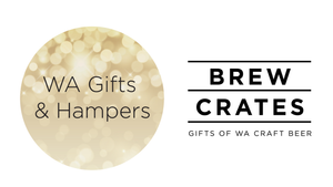 Brew Crates/WA Gifts and Hampers