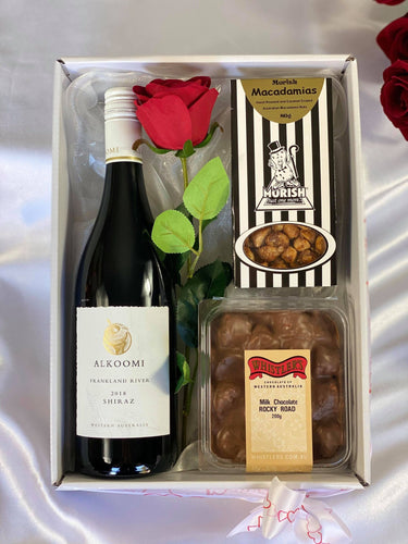 Alkoomi Shiraz Treat Box