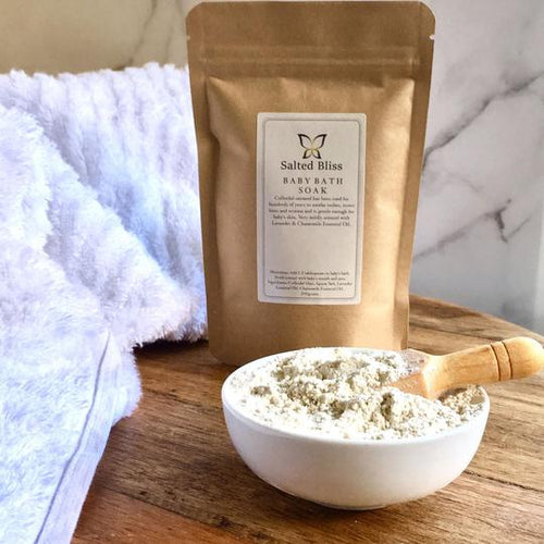 Baby Bath Soak - by Salted Bliss