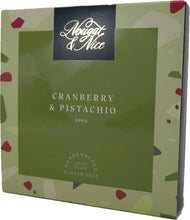 Load image into Gallery viewer, Nougat - Cranberry & Pistachio Gift Box