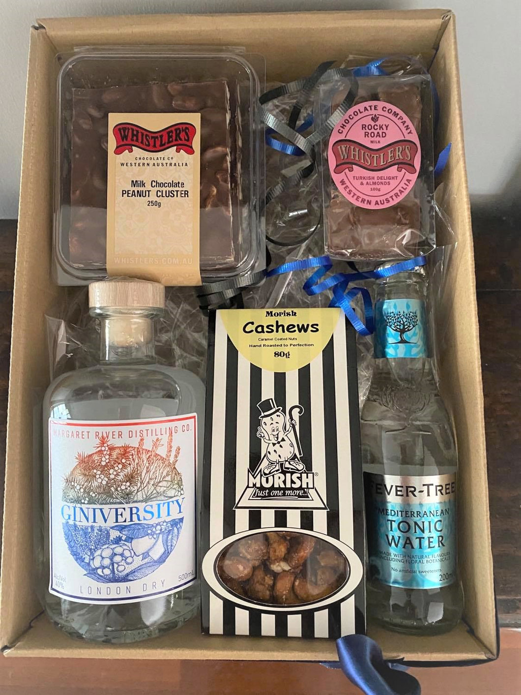 Giniversity London Dry Gin Hamper
