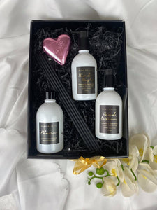 Luxury Scented, Pamper Gift (Blanc)