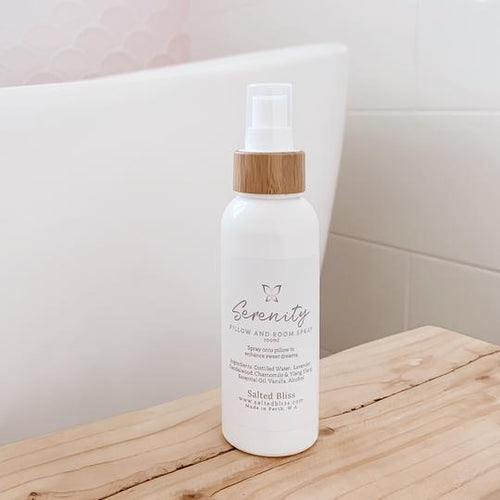 Serenity Room & Pillow Spray - by Salted Bliss