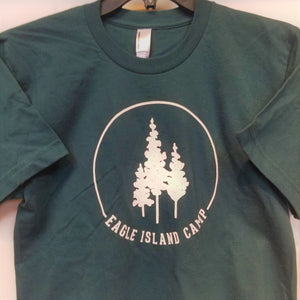 Eagle Island Adult T-Shirt