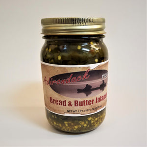 Bread and Butter Jalapeno from Adirondack General Provisions