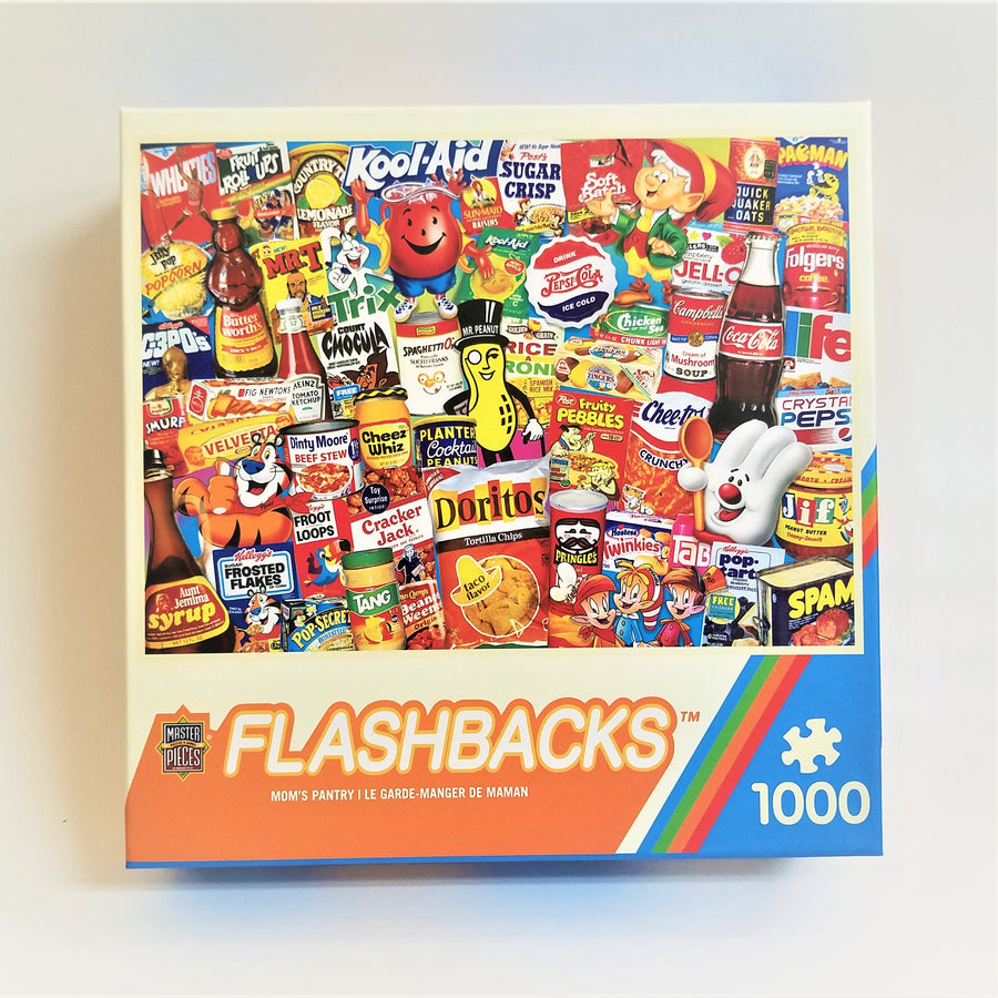 Flashbacks Jigsaw Puzzle