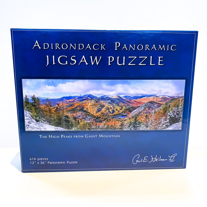 High Peaks from Giant Mtn. Puzzle