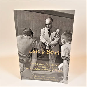 Len's Boys Collected and Annotated by Carol Payment Poole & James Ellis