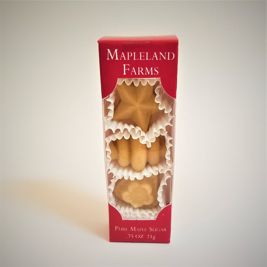 Pure Maple Sugar from Mapleland Farms