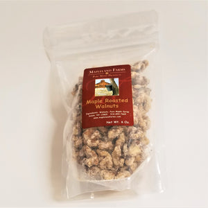 Mapleland Farms Maple Roasted Nuts