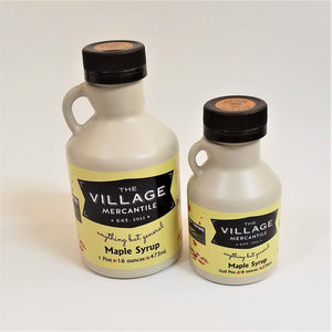 Pure Maple Syrup from the Village Mercantile