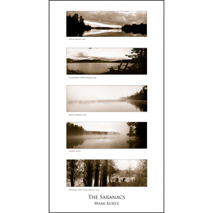 Select Adirondack Prints Produced and Signed by Photographer Mark Kurtz
