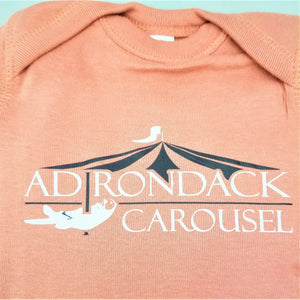 Carousel Short Sleeve T-shirts for the Whole Family