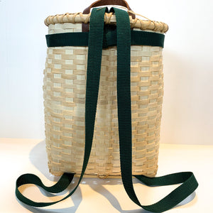 Adult Packbasket by Northwoods Basketweaver