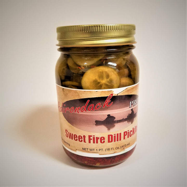 Sweet Fire Dill Pickles from Adirondack General Provisions