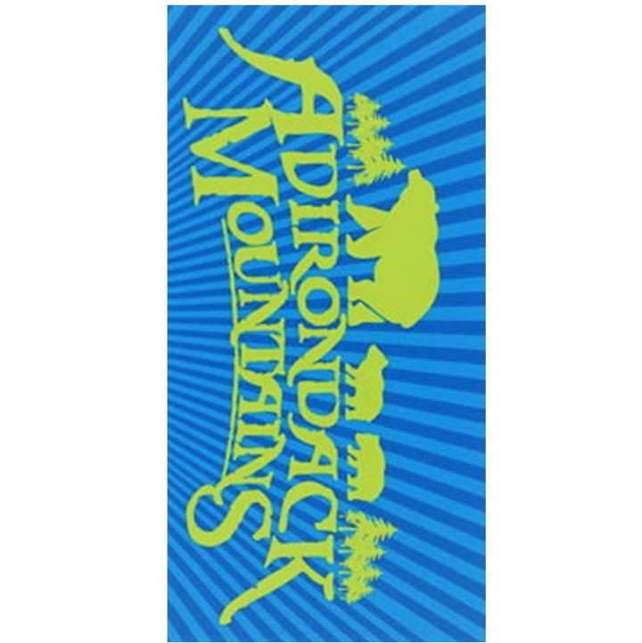 Adirondack Mountains Towel