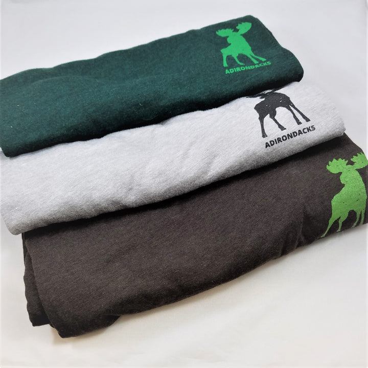 Unisex Bella & Canvas Tri-Blend Short-Sleeve Tees