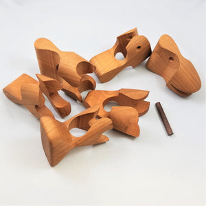 Wooden Fish Puzzle from Wood's Turn