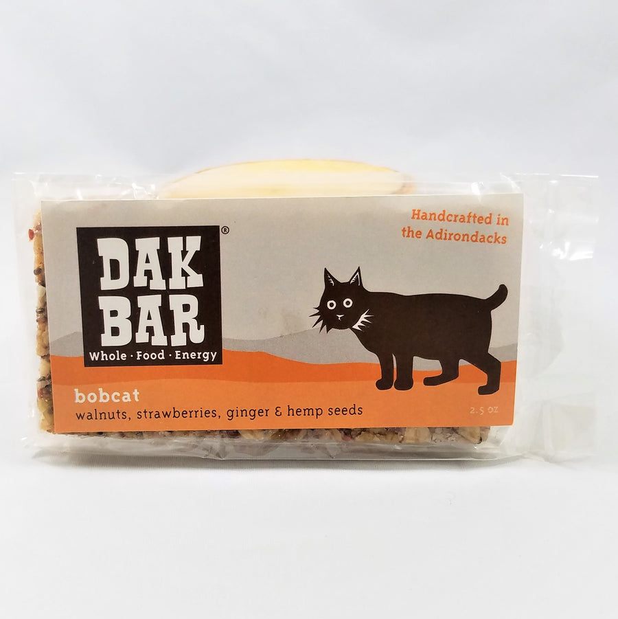 Dak Bar--Real food energy bars