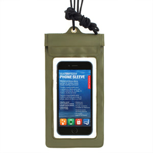 Waterproof Cellphone Sleeve