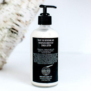 Birch Boys Chaga Lotion