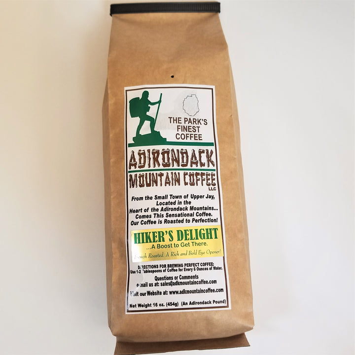 Hiker's Delight from Adirondack Mountain Coffee