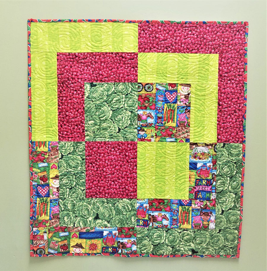 One-of-a-Kind Baby Quilt